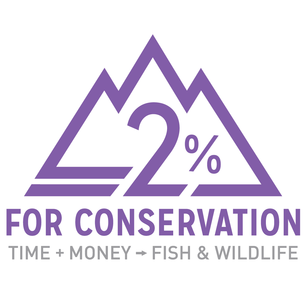 2 percent for conservation