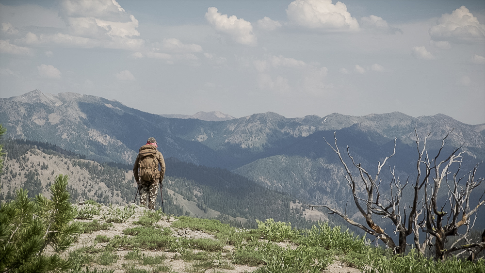 backcountry hunting scouting