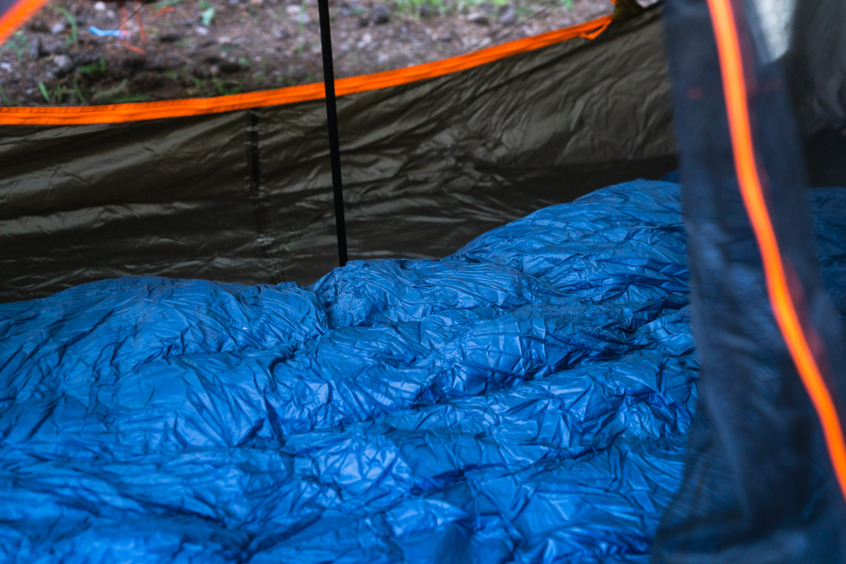 Down Fill Sleeping bag