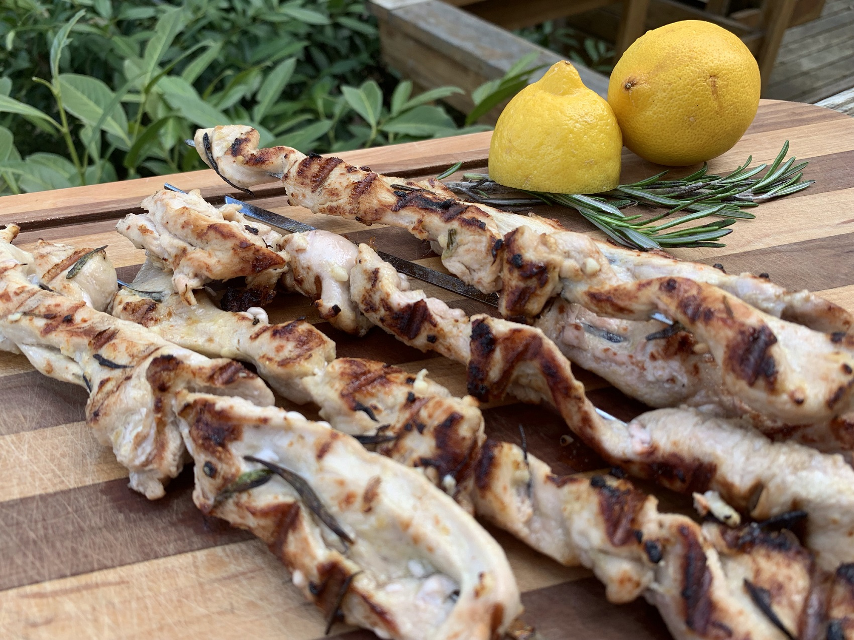 Lemon Rosemary Wild Turkey Recipe