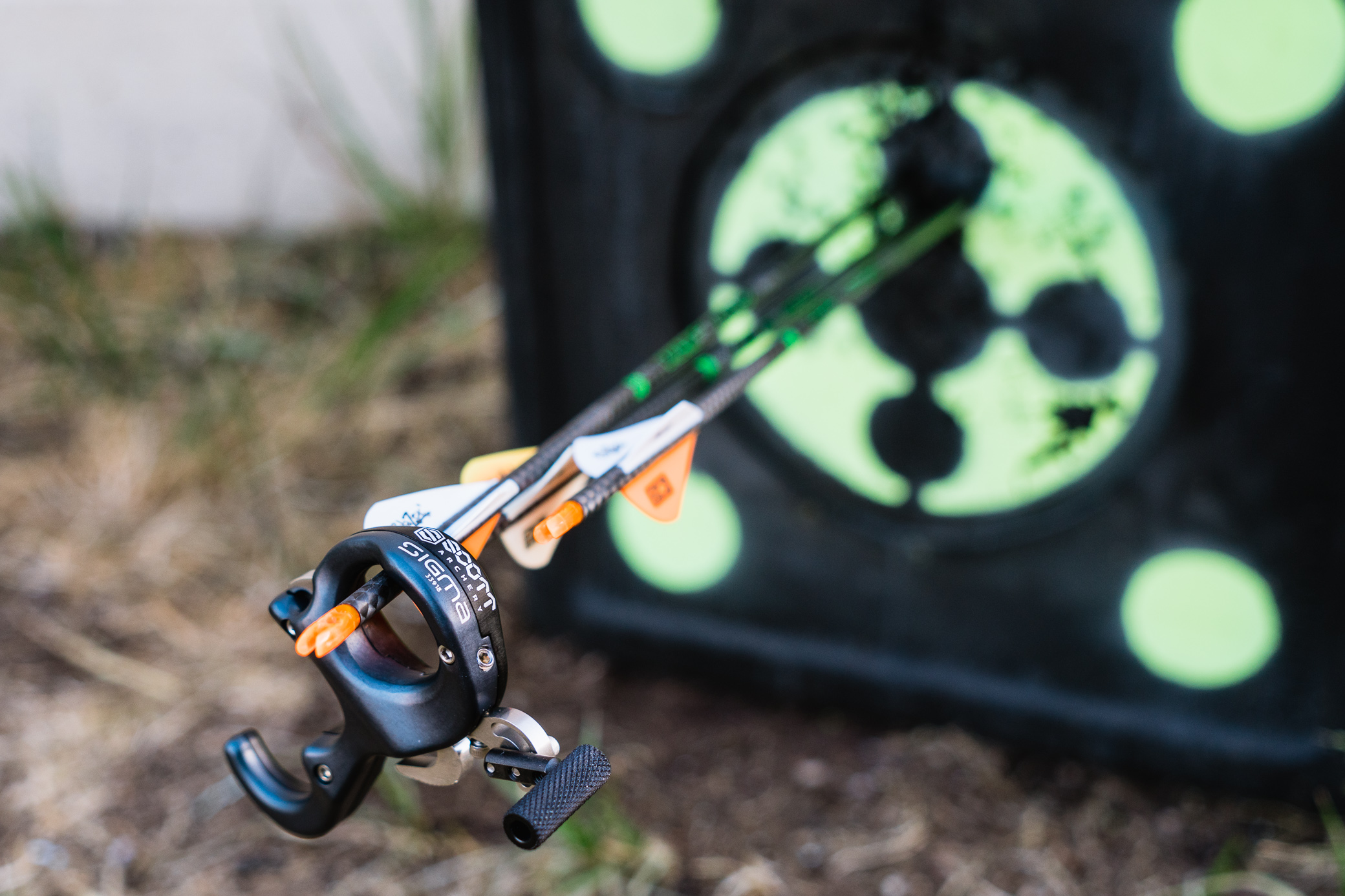 bowhunting with athumbrelease