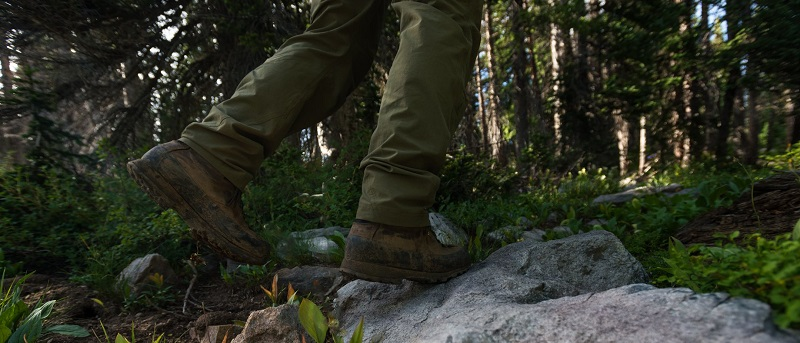 Elk Scouting boots