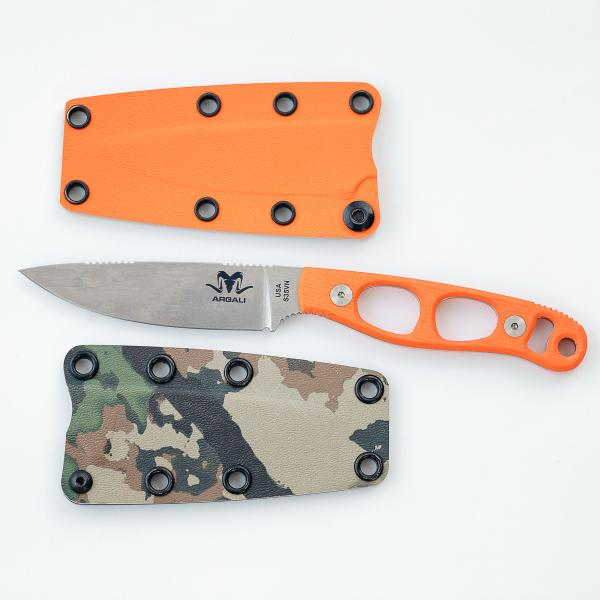 Argali Carbon Knife