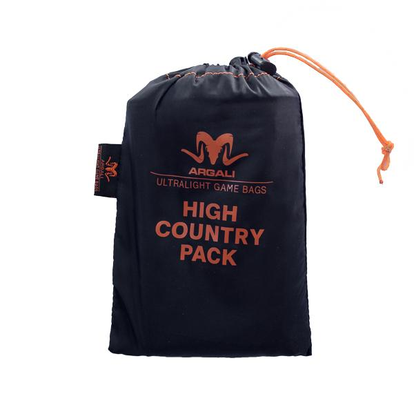 Argali High Country Pack Ultralight Game Bags